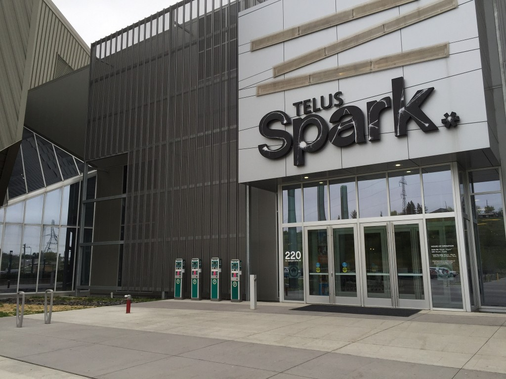 Birthday Party at TELUS Spark