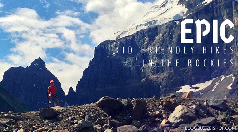 Epic Kid Friendly Rocky Mountain Hikes
