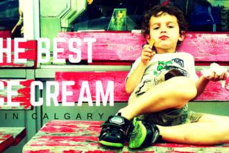 The Best Ice Cream In Calgary