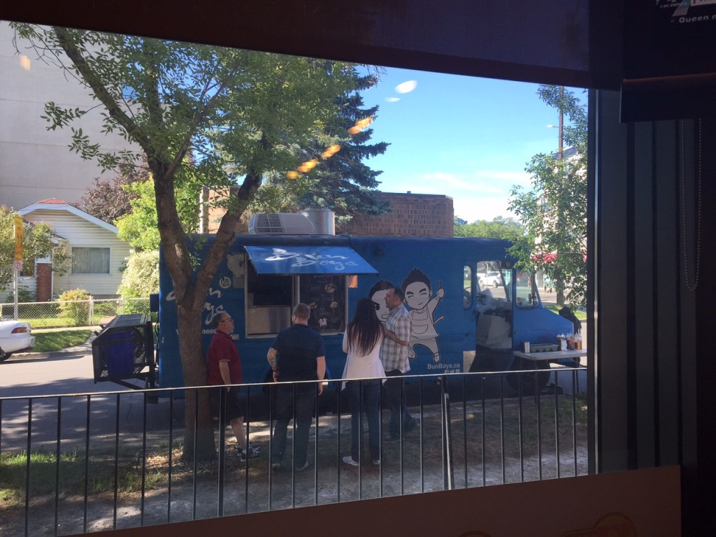 Bun Boys Food Truck