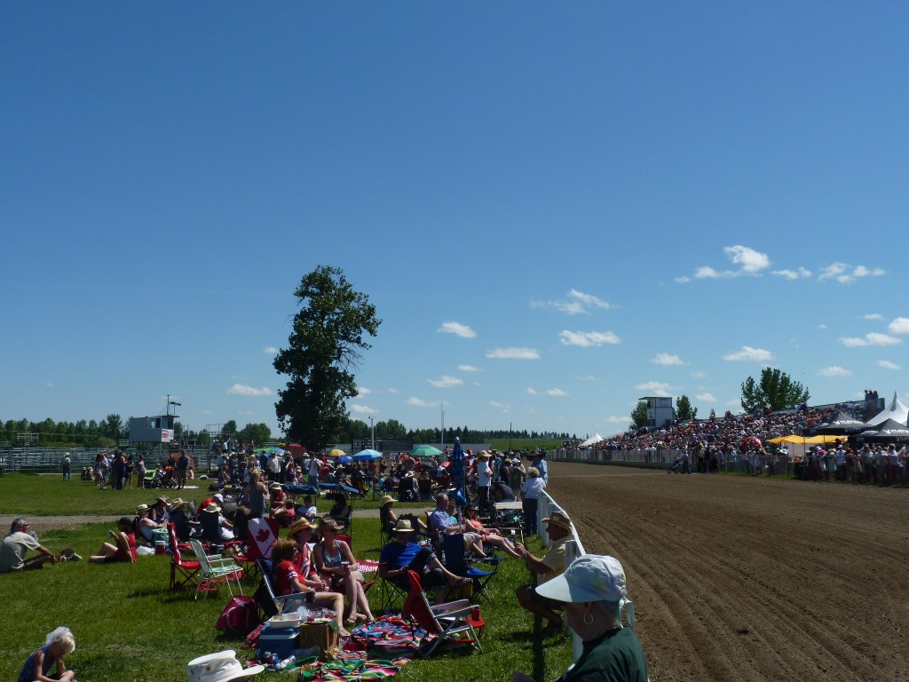 millarville races crowd