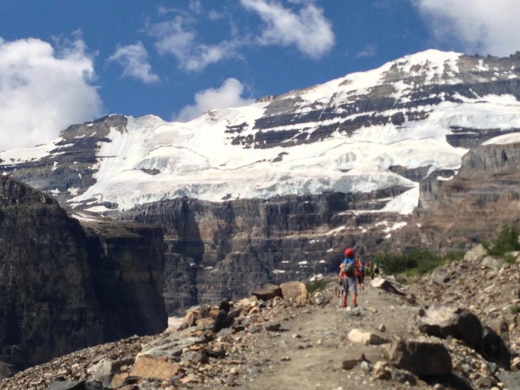 Hike To Plain Of Six Glaciers