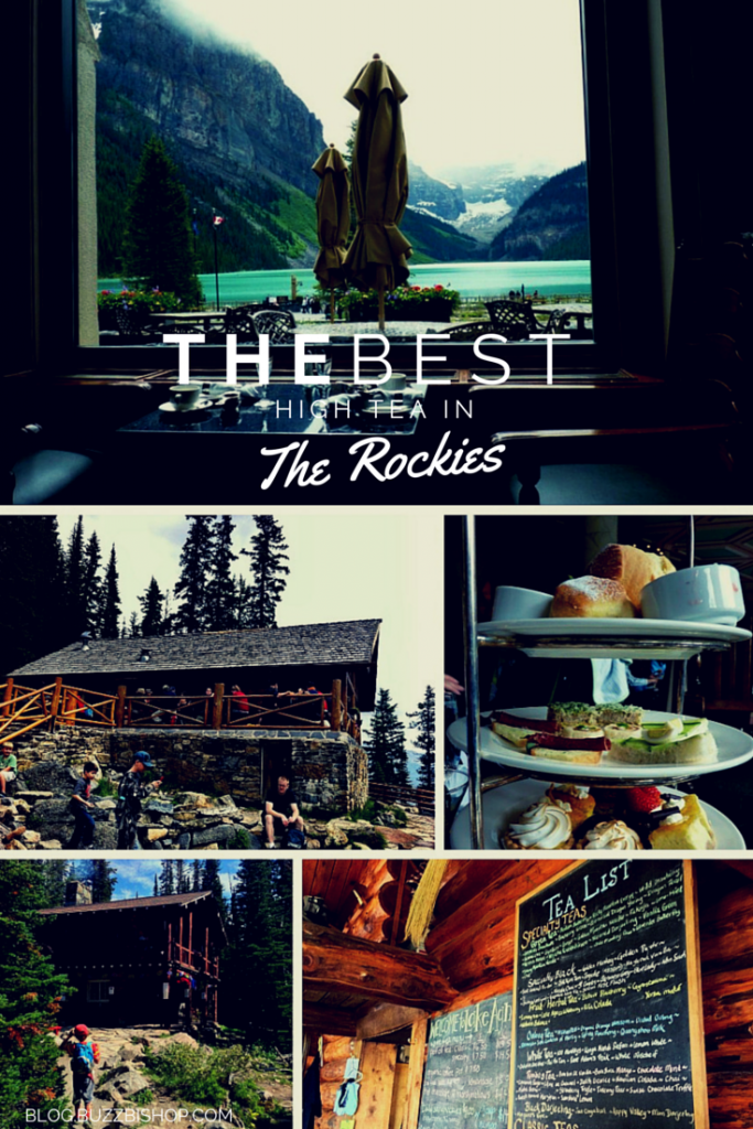 The Best High Tea In The Rockies