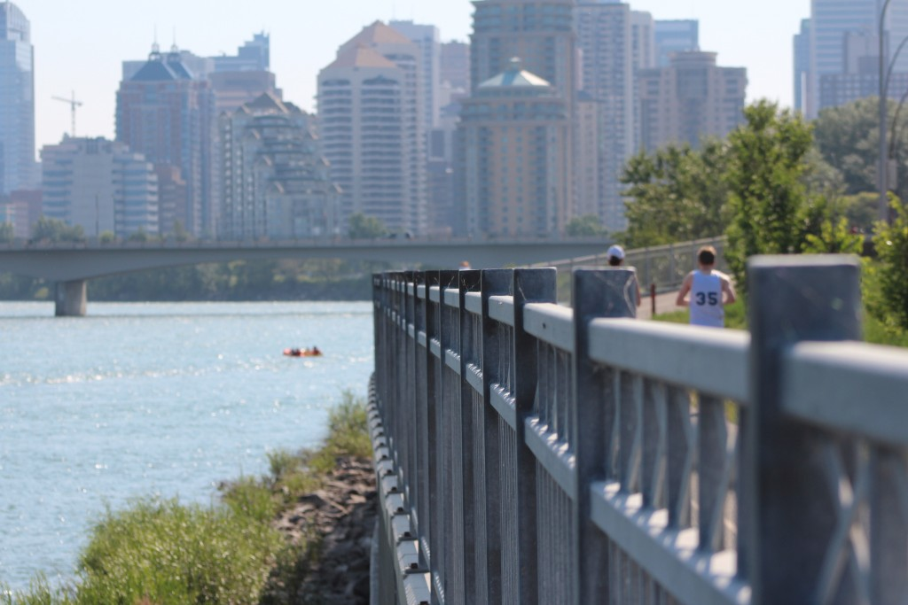 Bow River Pathway