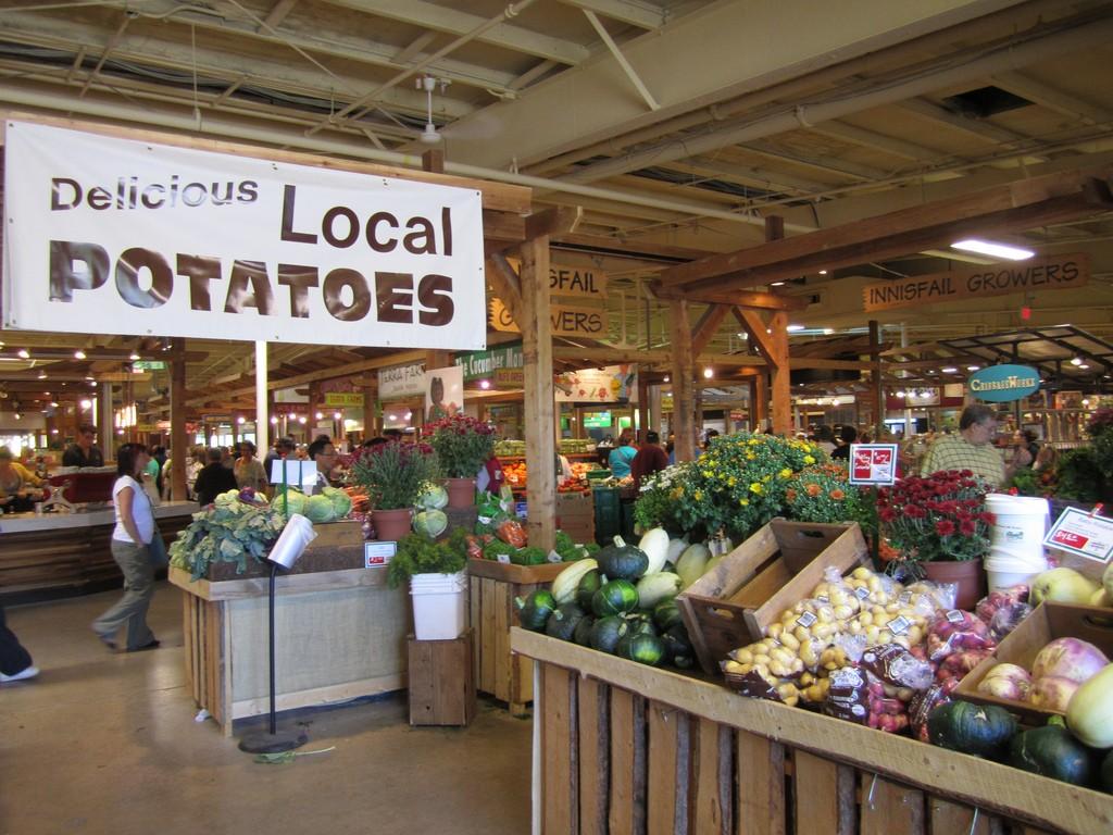 Calgary Farmers Market