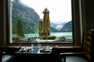 Afternoon Tea At Chateau Lake Louise - TBAB