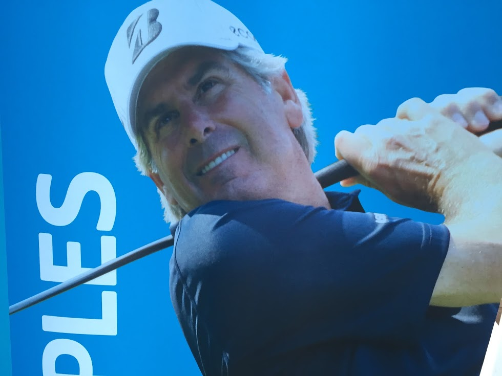 Fred Couples at Shaw Charity Classic