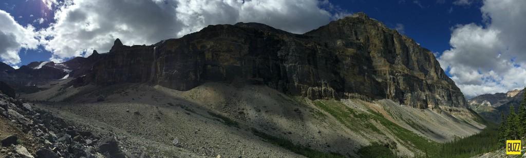 Hanging Valley at Stanley Glacier -  Buzz Bishop