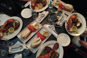 Maybe It Was Something I Ate#44 : All The Lobster Summer Lobster