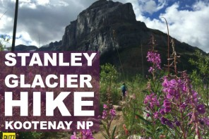 Stanley Glacier Hike in Kootenay National Park - Buzz Bishop