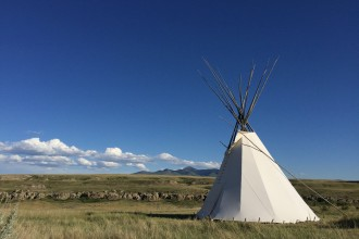 Camping At Writing On Stone Provincial Park - TBAB
