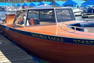 Coeur D'Alene Resort boat Double Eagle 2