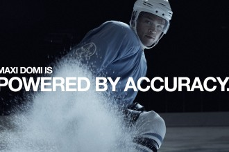 Max Domi is Powered By Accuracy