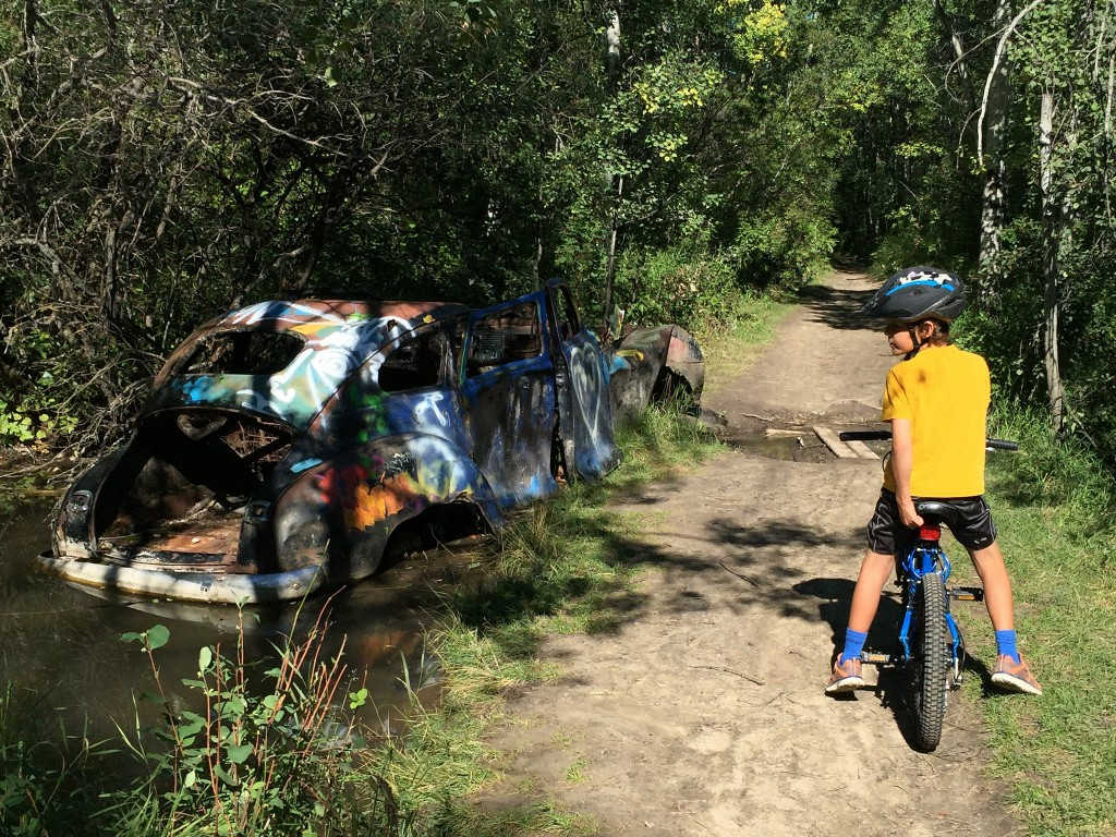 Mountain Bike Trails On Paskapoo Slopes Are Some Of The Best Trails