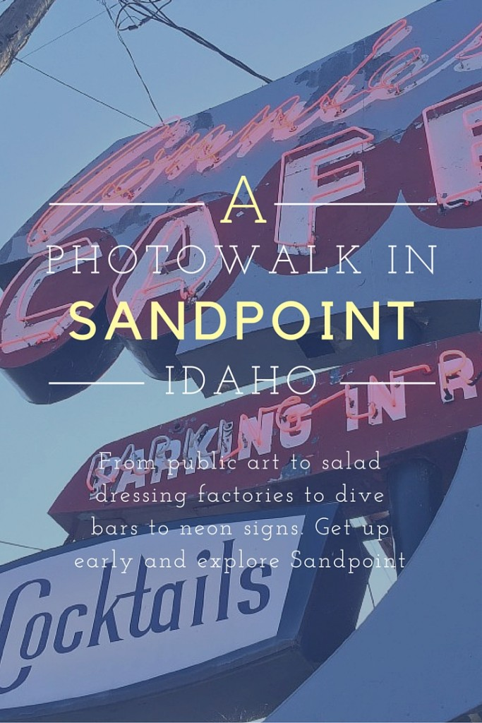 A Photowalk in Sandpoint - TBAB