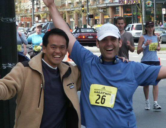 2002 Vancouver International Marathon