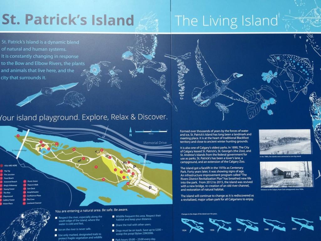 St Patrick's Island