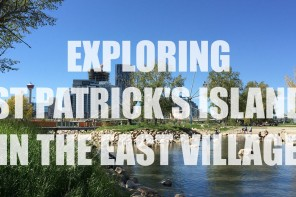 Exploring St Patrick's Island In Calgary's East Village