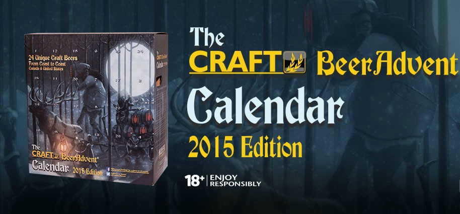 The Craft Beer Advent Calendar