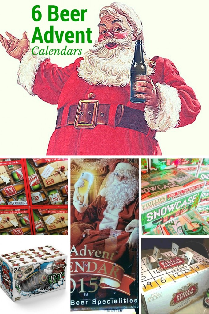 6 Best Beer Advent Calendars
