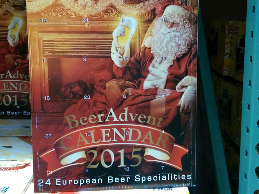 Costco Beer Advent Calendar