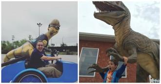 Drumheller Dinosaurs