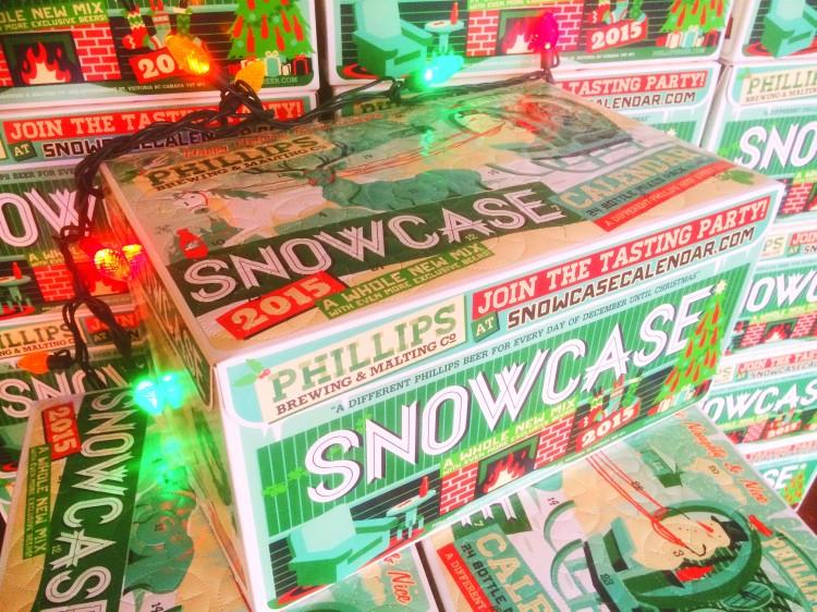 Phillips Snowcase 2015