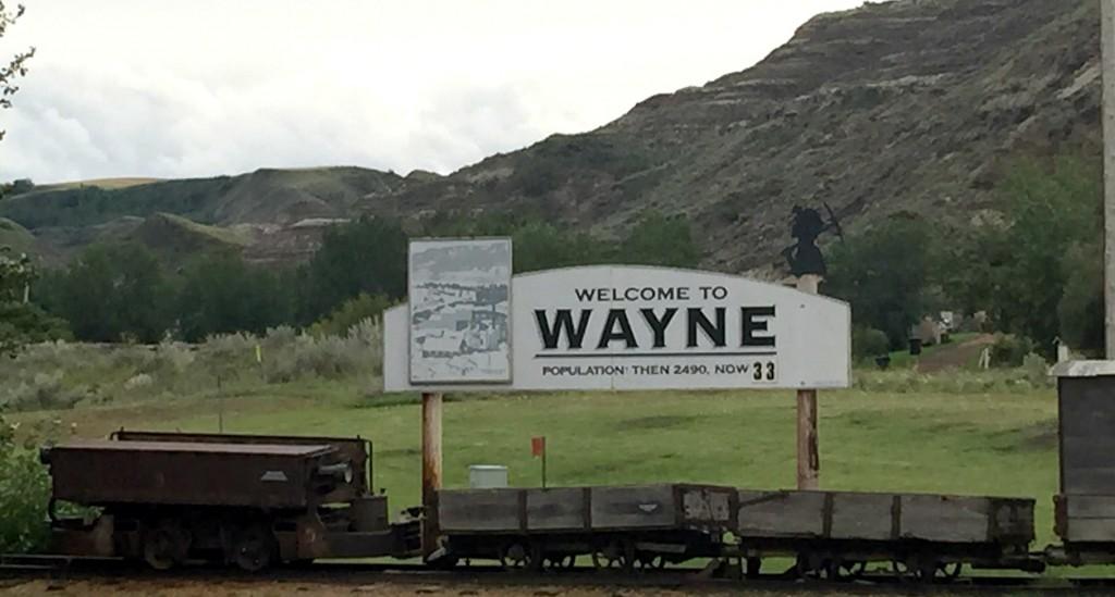 Wayne, Alberta - TBAB
