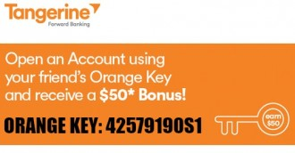 Orange Key Tangerine Referral
