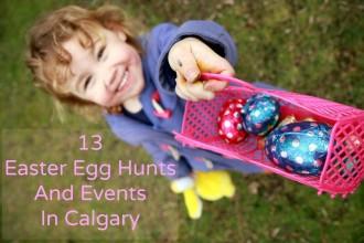 13 Easter Egg Hunts In Calgary For 2016