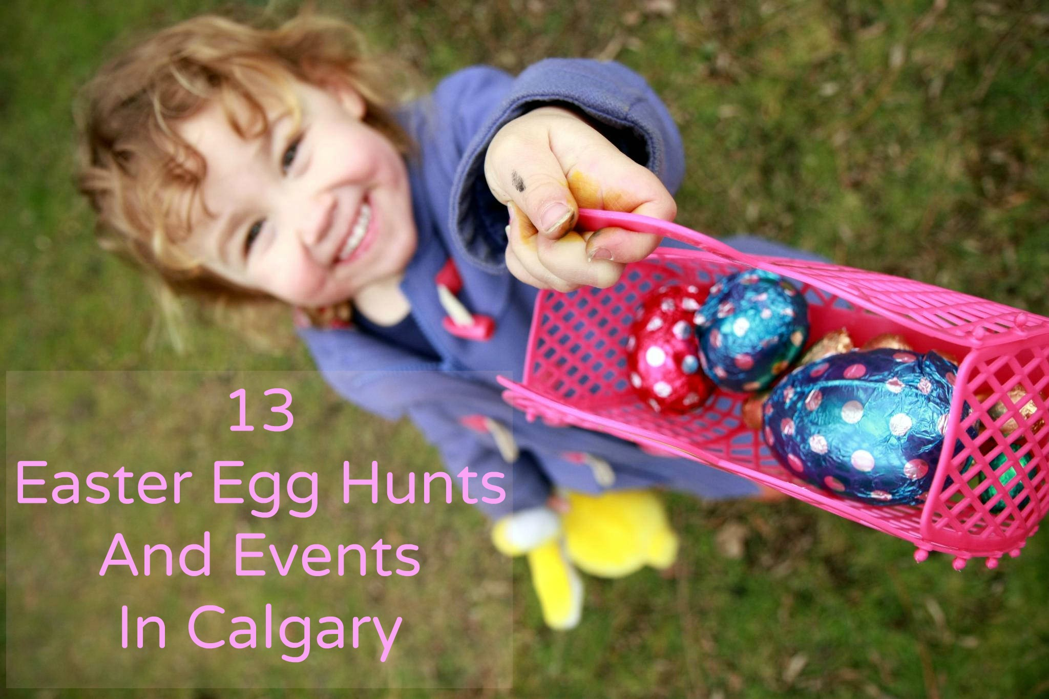 13 Easter Egg Hunts In Calgary For 2016