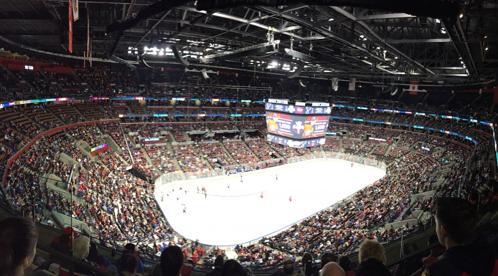 BB&T Center in Florida