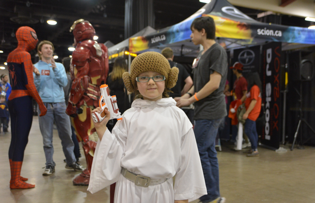 via Calgary Comic and Entertainment Expo