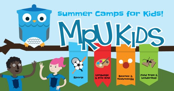 MRU Kids SUmmer Camp