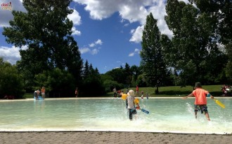 Riley Park Outdoor Pool - DadCAMP