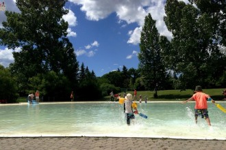 Riley Park Outdoor Pool - DadCAMP