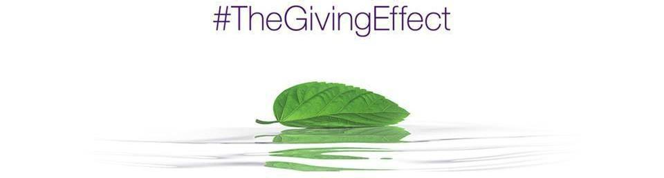 #TheGivingEffect