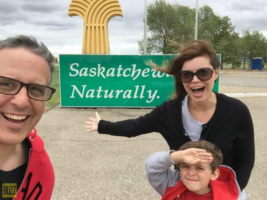 Saskatchewan Alberta Boundary