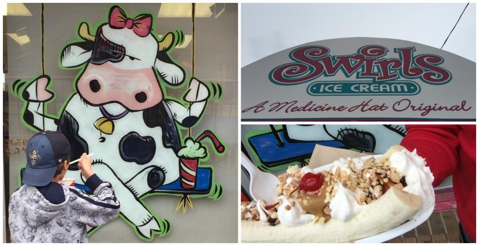 Swirls Ice Cream