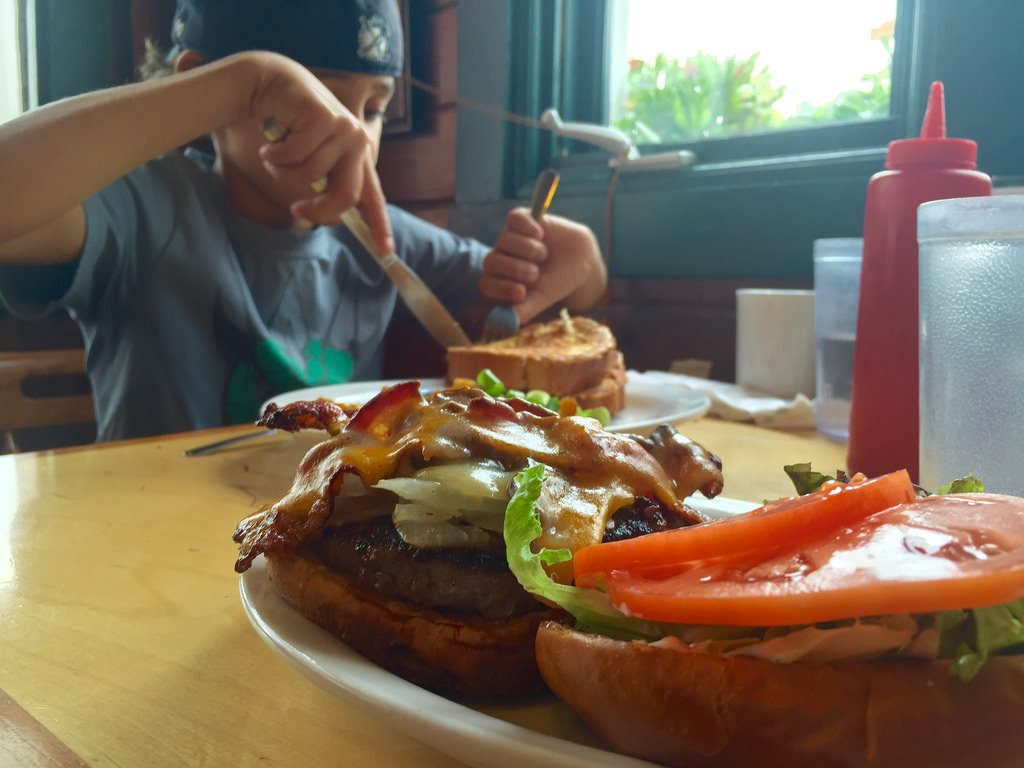 Chuckwagon Cafe, Turner Valley