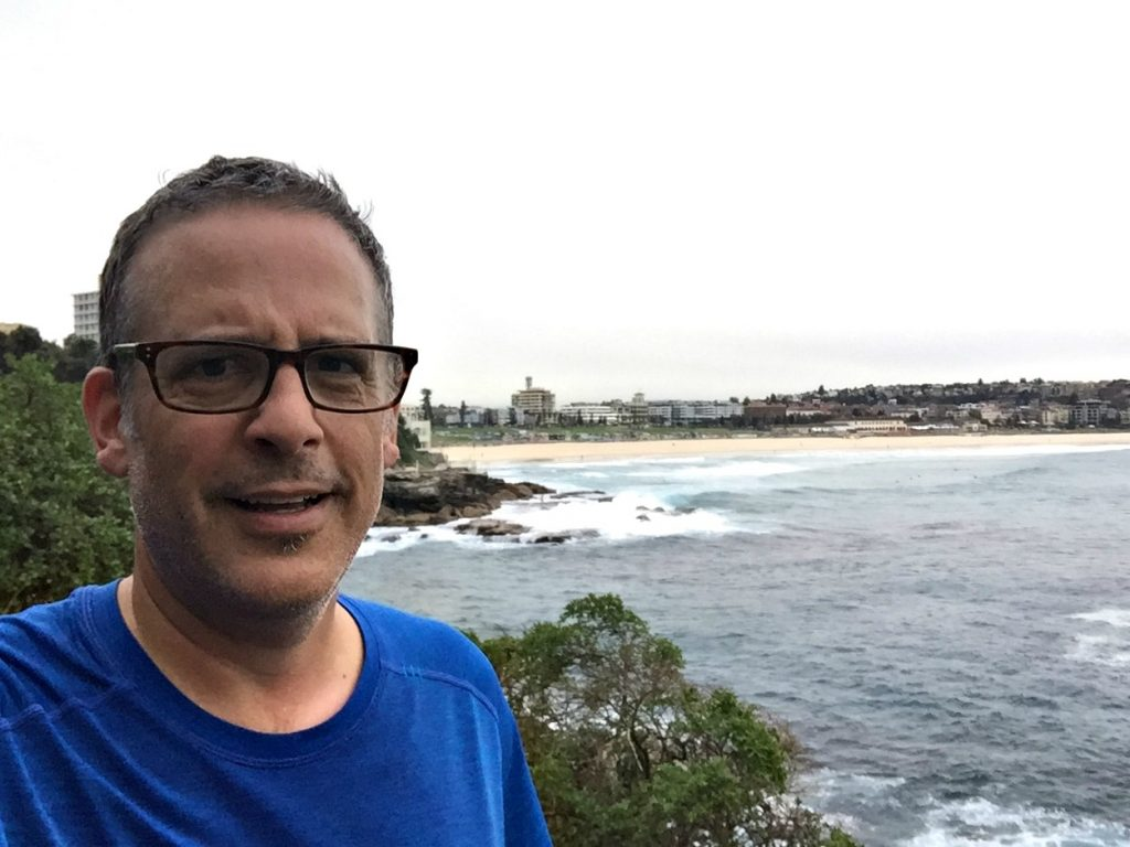 Running The Coastal Walk In Sydney From Coogee To Bondi