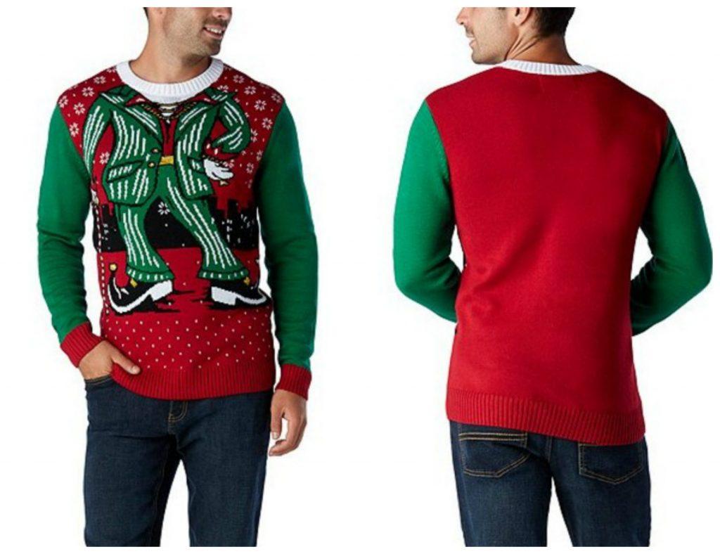 dancing elf light up - Light Up Christmas Socks