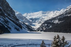 Lake Louise in Winter