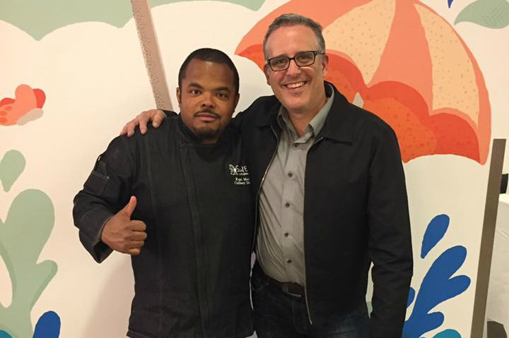 Roger Mooking Buzz Bishop