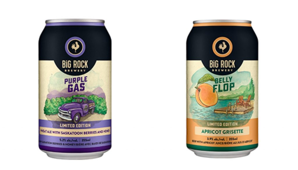 big rock beer