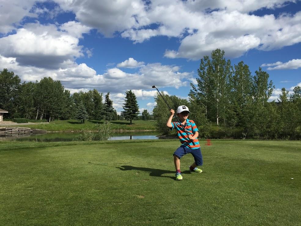 Golf Elbow Springs