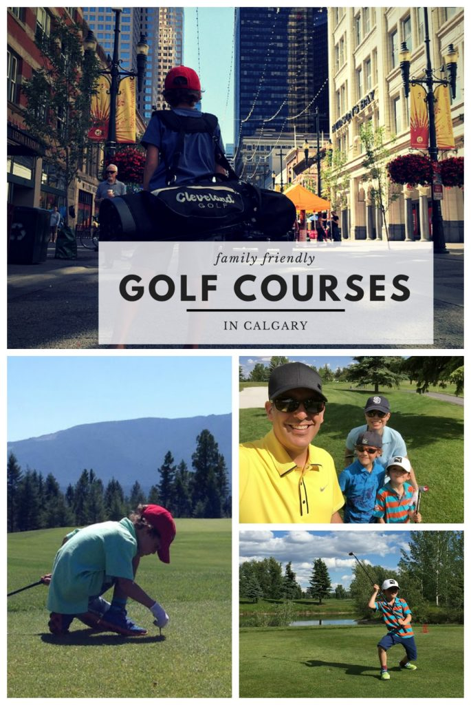 Family Friendly Golf Calgary