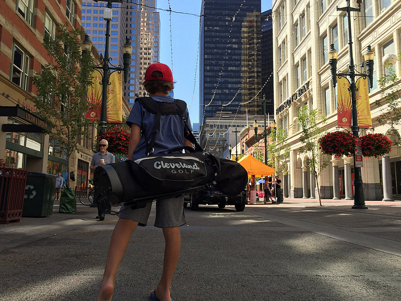 Golf With Kids In Calgary