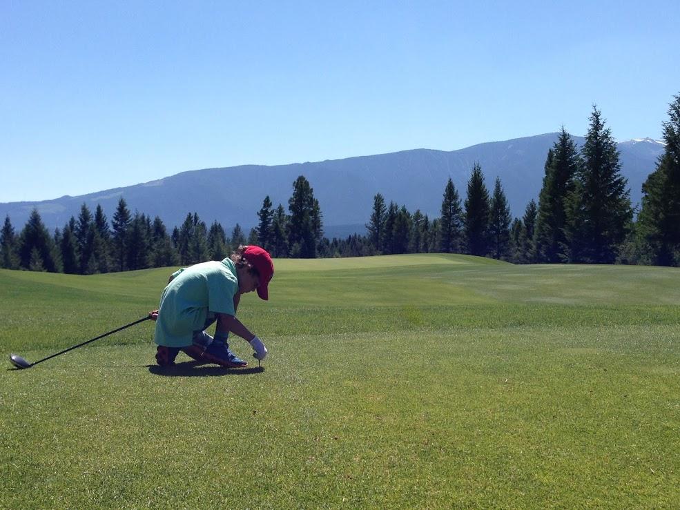 Copper Point Ridge Course