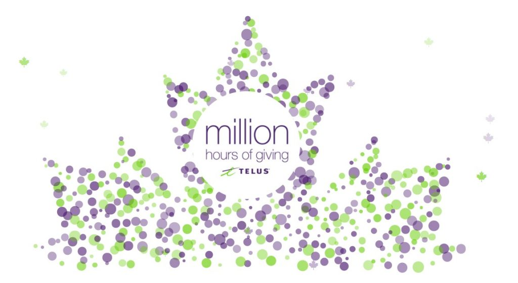 TELUS MILLION HOURS